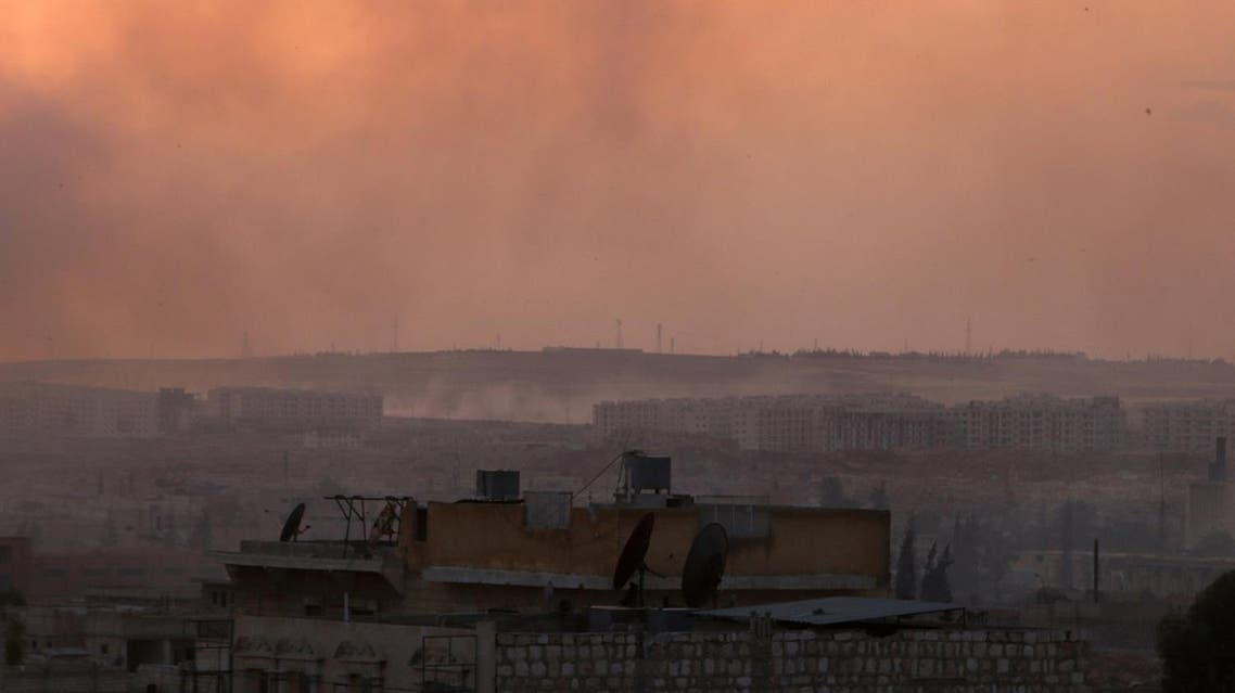 More than 300 civilians have been killed in Aleppo since April as rebels have pounded government-controlled neighborhoods with rocket and artillery fire. (Reuters)