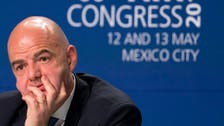 No formal proceedings against FIFA chief Infantino says ethics committee