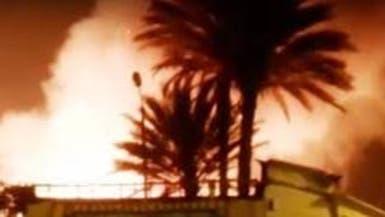 بمشاركة أوروبية.. قبرص تسيطر على حرائق الغابات