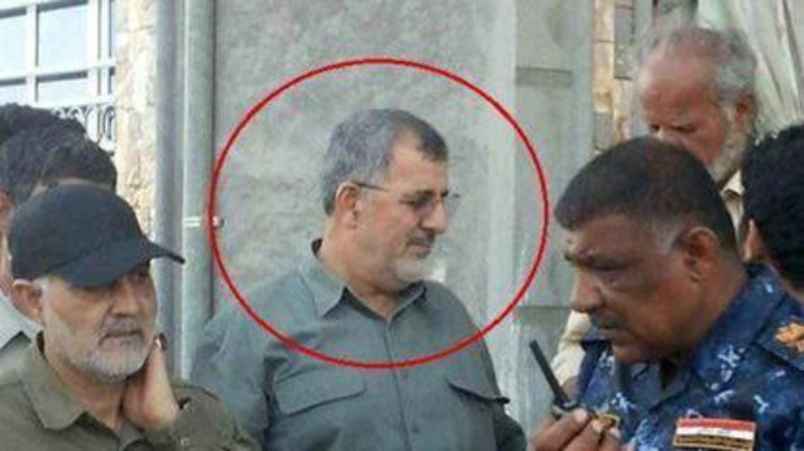 الجنرال محمد باكبور قائد القوات البرية في الحرس الثوري الايراني