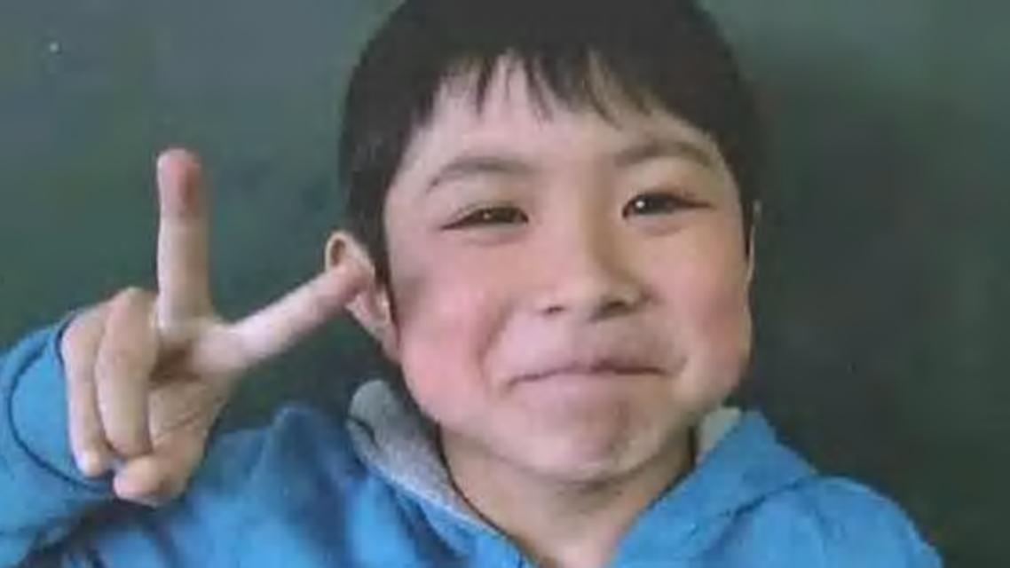 الطفل الياباني ياماتو تانوكا