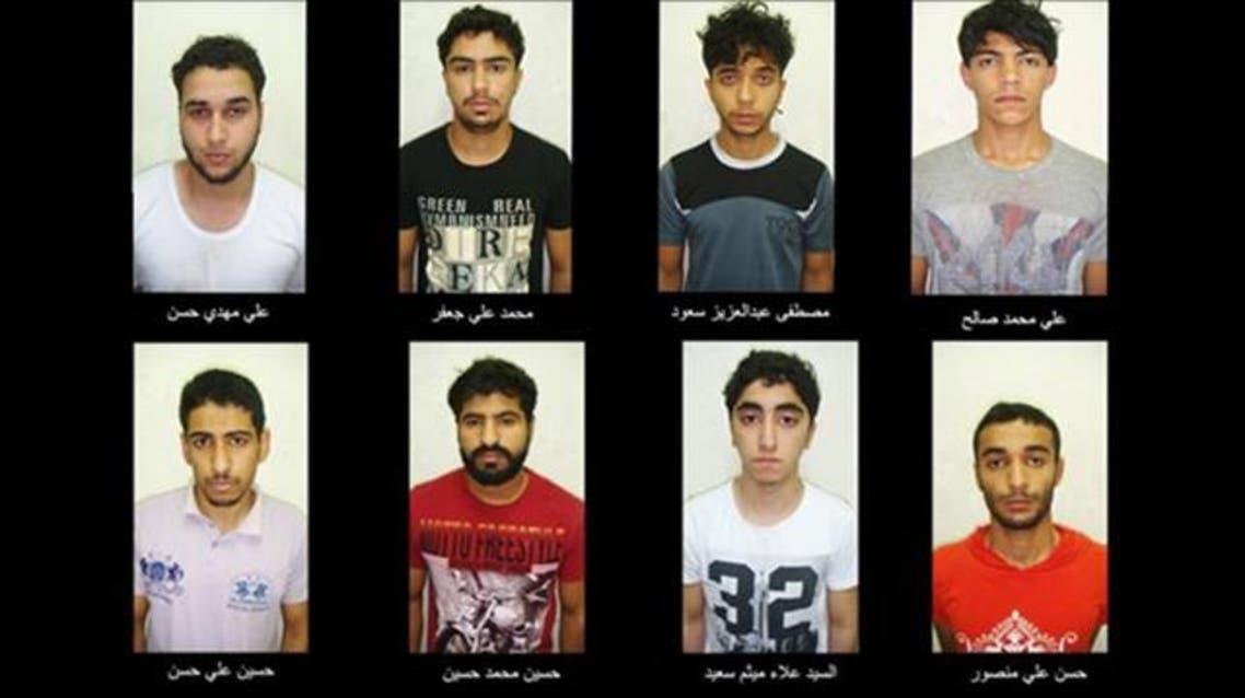 القاء القبض على ارهابيين في البحرين