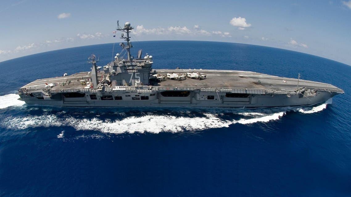 USS Harry S. Truman reuters