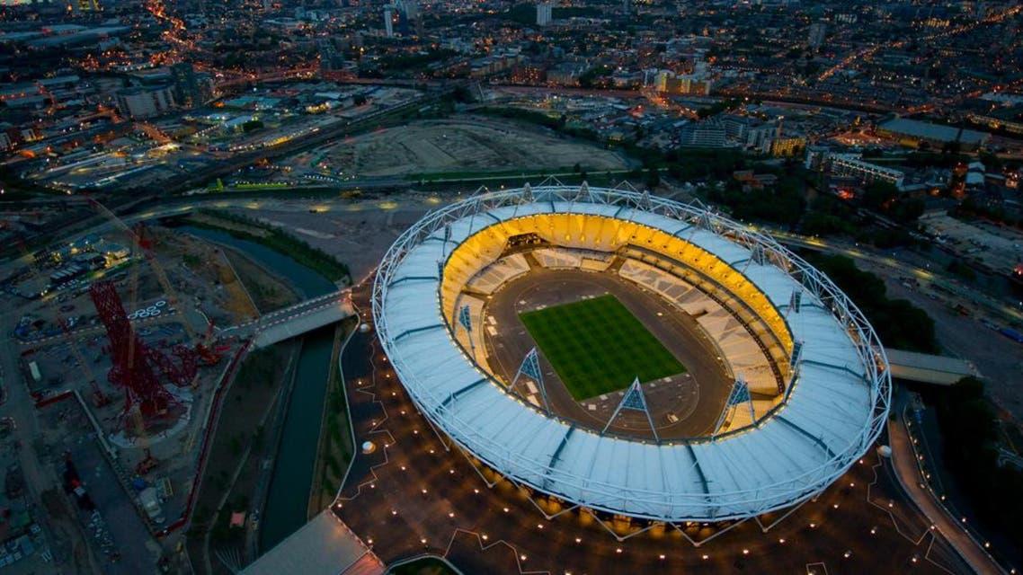 الملعب الأولمبي بلندن