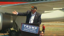 Donald Trump praises 'my African-American' supporter at rally