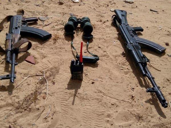 إحباط عملية إرهابية استهدفت العناصر الأمنية شمال سيناء