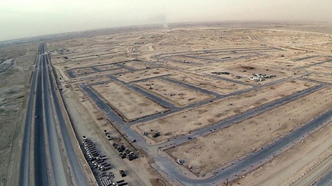 أراضي بيضاء السعودية