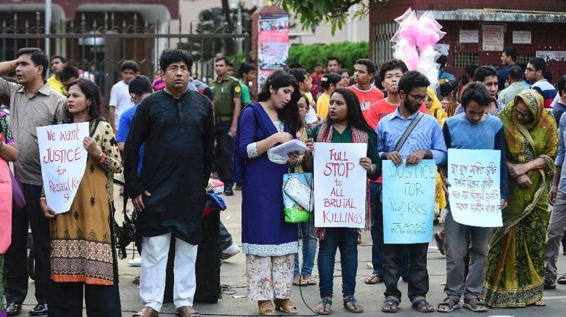 Christian hacked to death in latest Bangladesh attack AFP