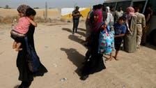 عراق: فلوجہ سے نقل مکانی کرنے والے داعش کے نشانے پر