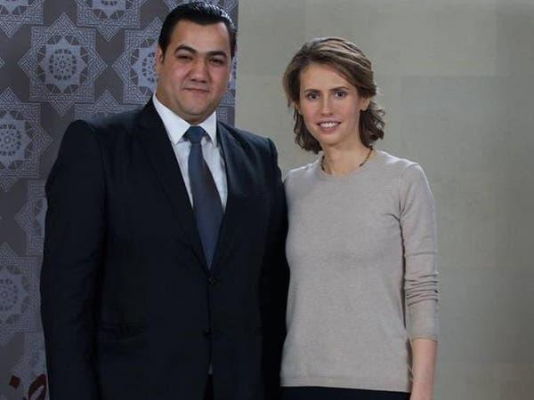 اغتيال المرافق الشخصي لزوجة بشار الأسد
