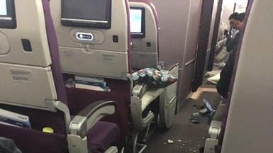 إصابات بين ركاب وطاقم طائرة ماليزية جراء اضطرابات جوية
