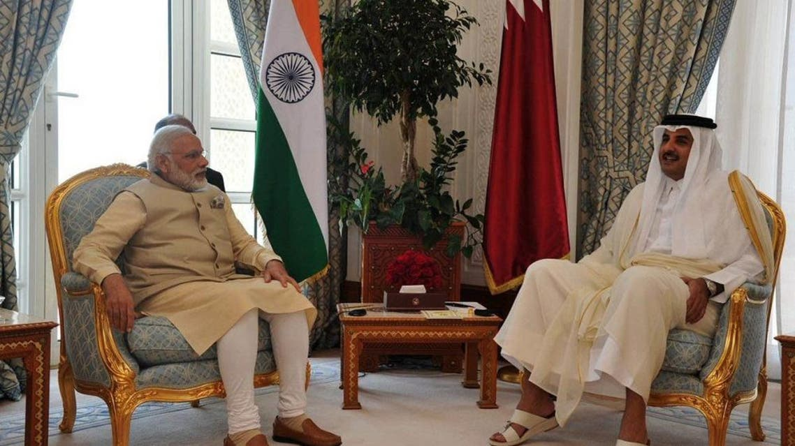 Indian PM visits Qatar to talk gas supply, workers' rights AP