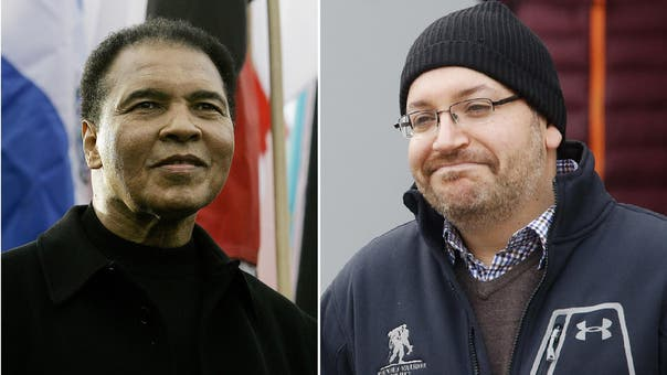 US reporter freed from Iran recounts how Mohammad Ali helped his cause