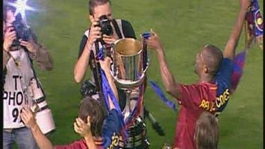 برشلونة يحتفظ بأربعة نجوم من تشكيلة غوارديولا التاريخية