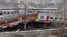 بلجيكا.. مقتل 3 وإصابة 40 في تصادم قطاري ركاب وبضائع