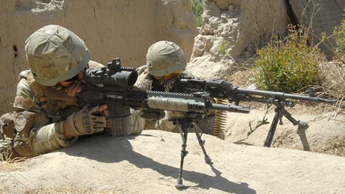 British royal marines (Photo courtesy UK MOD)