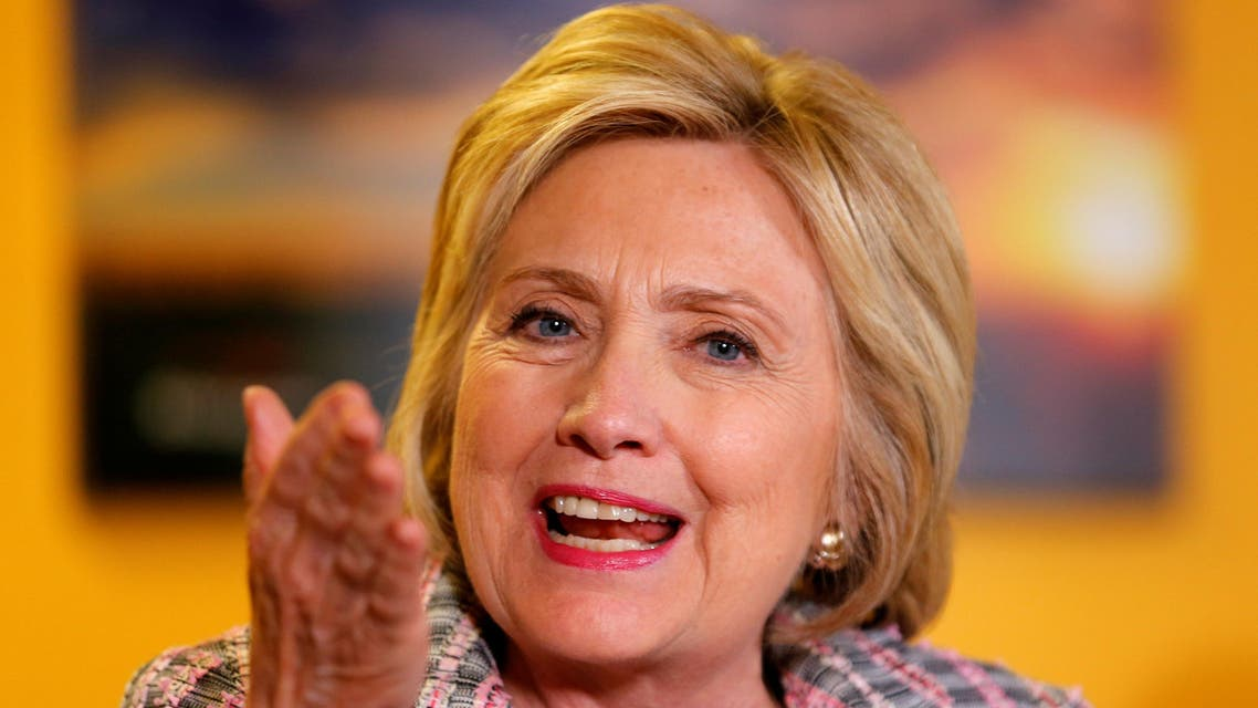 That would put Clinton just a handful shy of the 2,383 needed to clinch the Democratic nomination. (Reuters)
