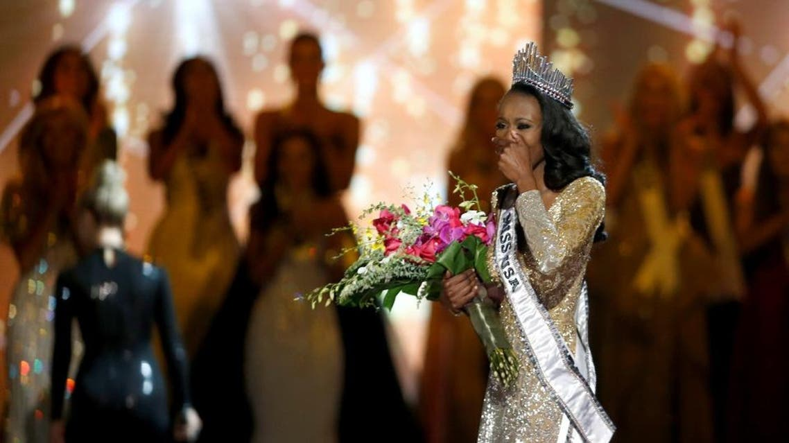 New Miss USA from DC to take a break from Army reserves REUTERS