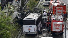 Deadly bomb targets police in Turkey's Istanbul
