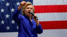 Hillary Clinton 'wins Democratic nomination'
