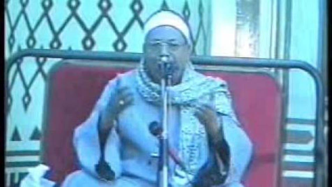 الشيخ الزاوي
