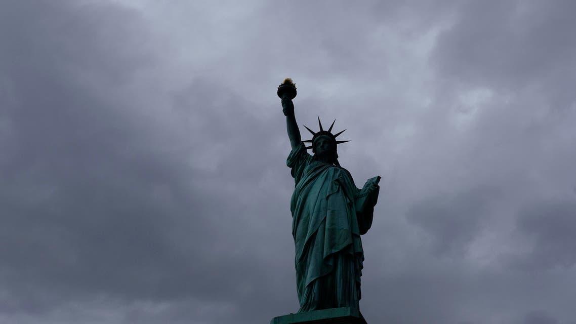 Statue of Liberty. (AP)