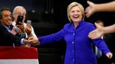 Eight years later, Clinton ready to break one glass ceiling