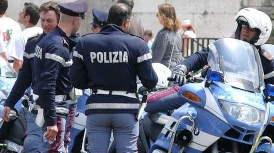 """شرطة إيطاليا """"أرشيفية"""""""