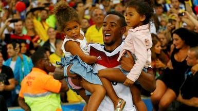 """بواتينج يمنع عائلته من الحضور إلى مباريات """"اليورو"""""""