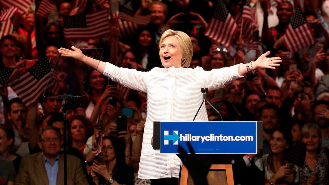 Clinton edged Sanders out, especially among older voters, with a more pragmatic campaign focused on building on the policies of her fellow Democrat Obama. (Reuters)