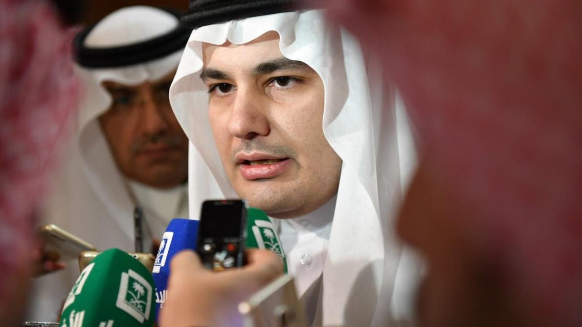 Saudi Culture and Information Minister Adel al-Turaifi (Photo: SPA)