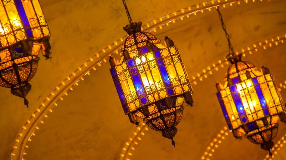 The Fanous has become a worldwide symbol that represents the holy month. (File photo: Shutterstock)