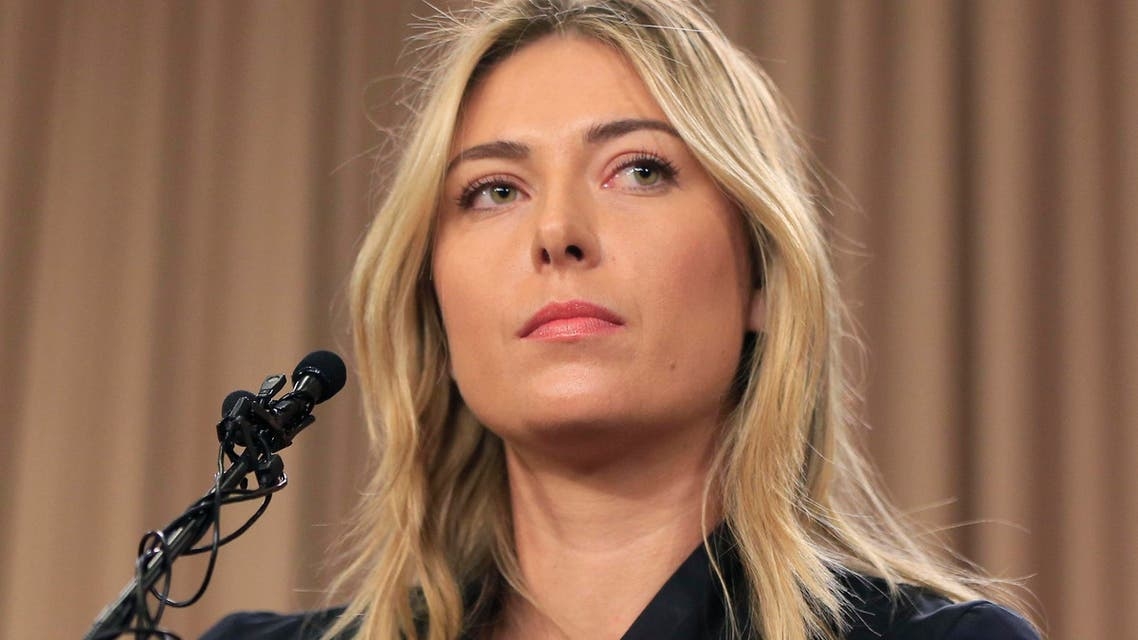 Sharapova banned for two years by ITF