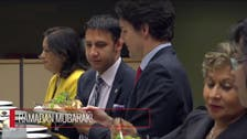 Video of Trudeau sharing Ramadan meal with Muslim politicians goes viral