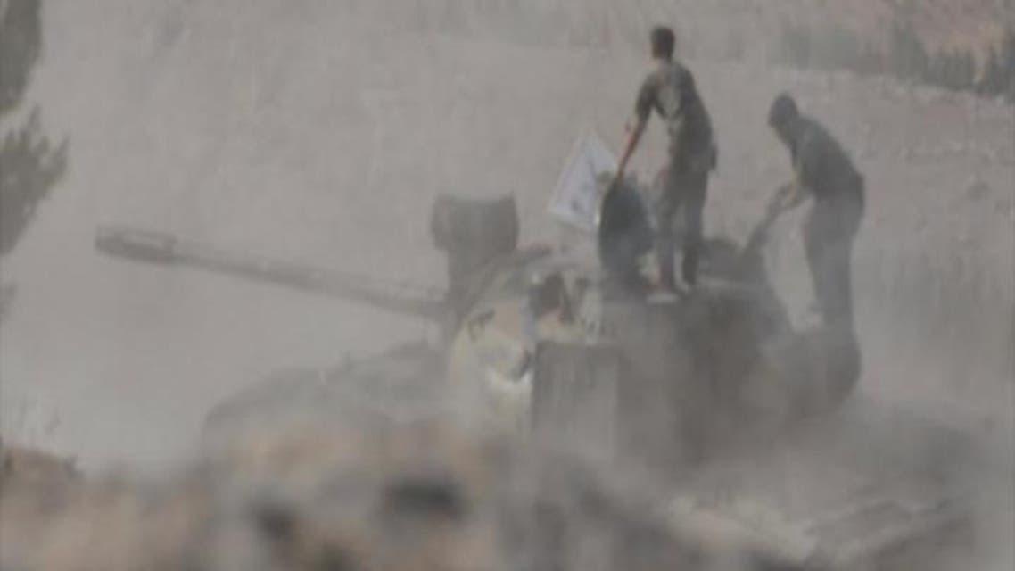 THUMBNAIL_ الأكراد يقولون ان الحسم العسكري في منبج السورية بات وشيكا
