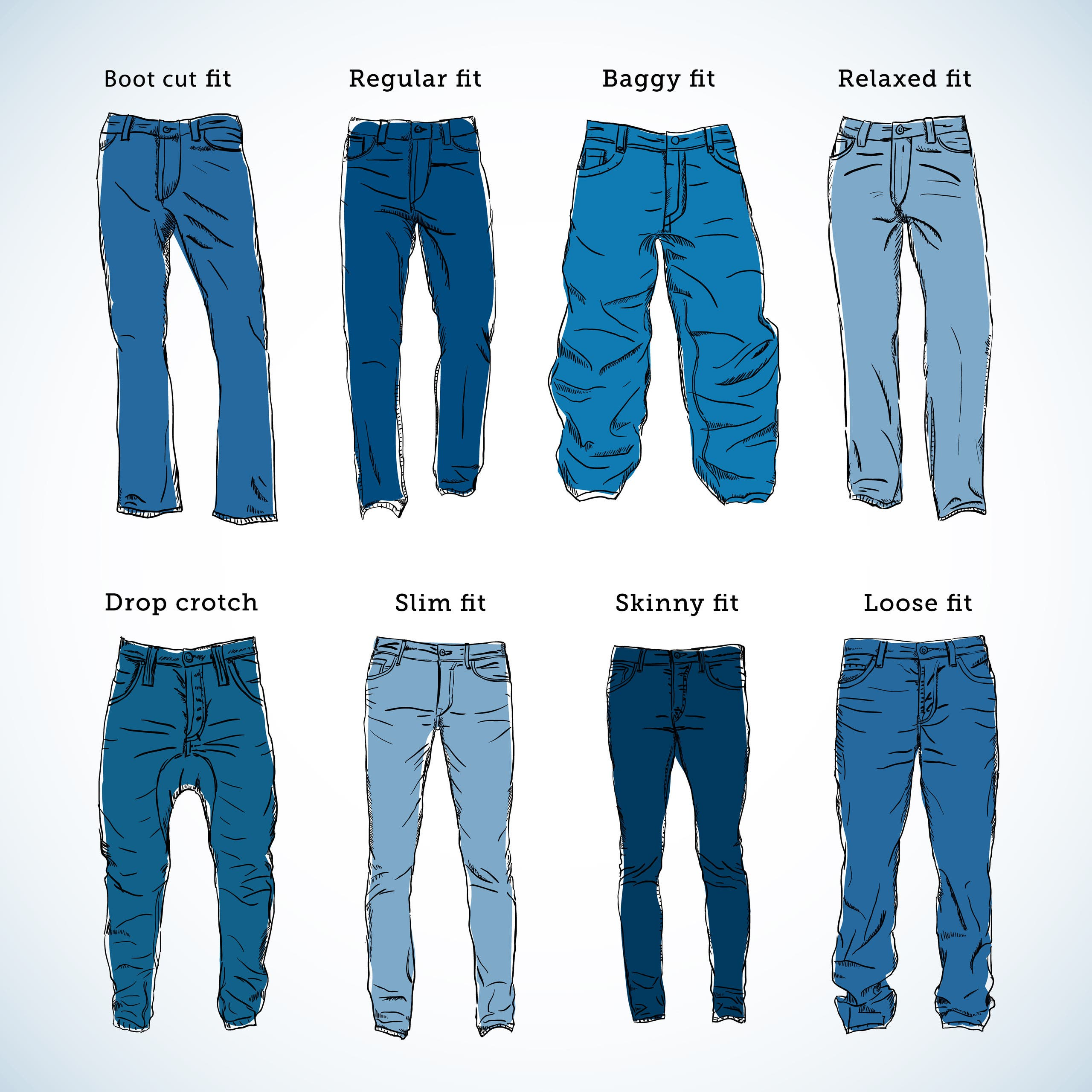 jeans shutterstock