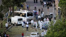 Car bomb targets Turkish police station on Syria border