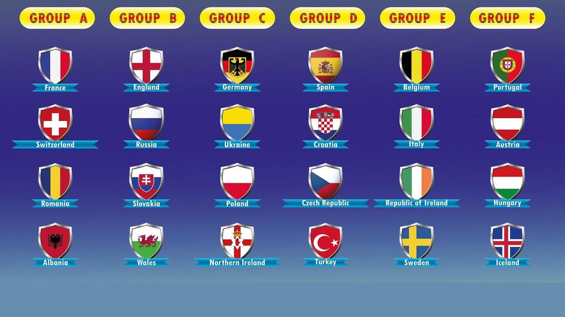 Whilst the tournament is a purely European affair, the Gulf will also be represented. (Shutterstock)