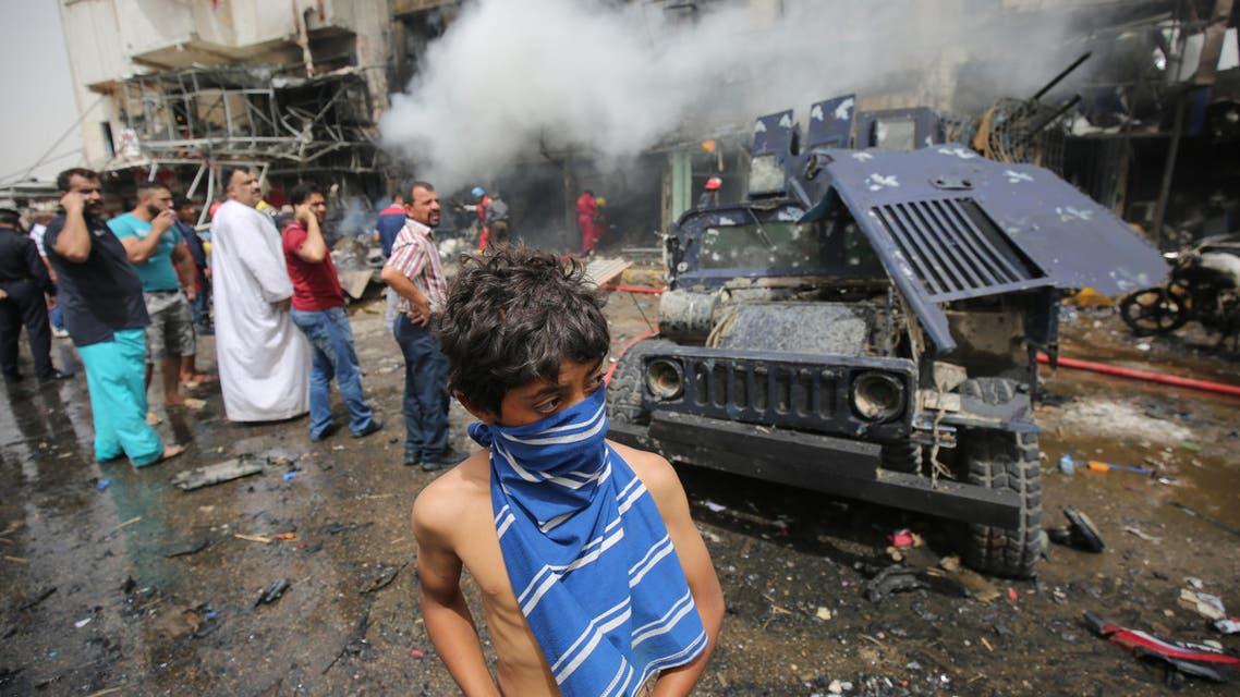 تفجيرات بغداد 9 يونيو
