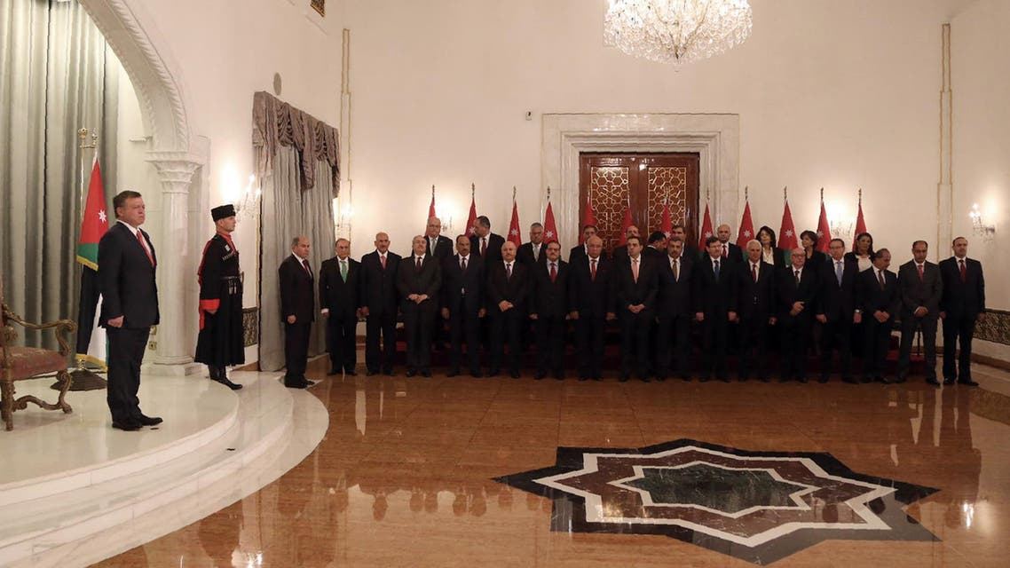Jordan sets Sept. 20 as date for parliament elections