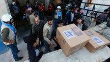 UN chief says cross border aid into Syria is essential