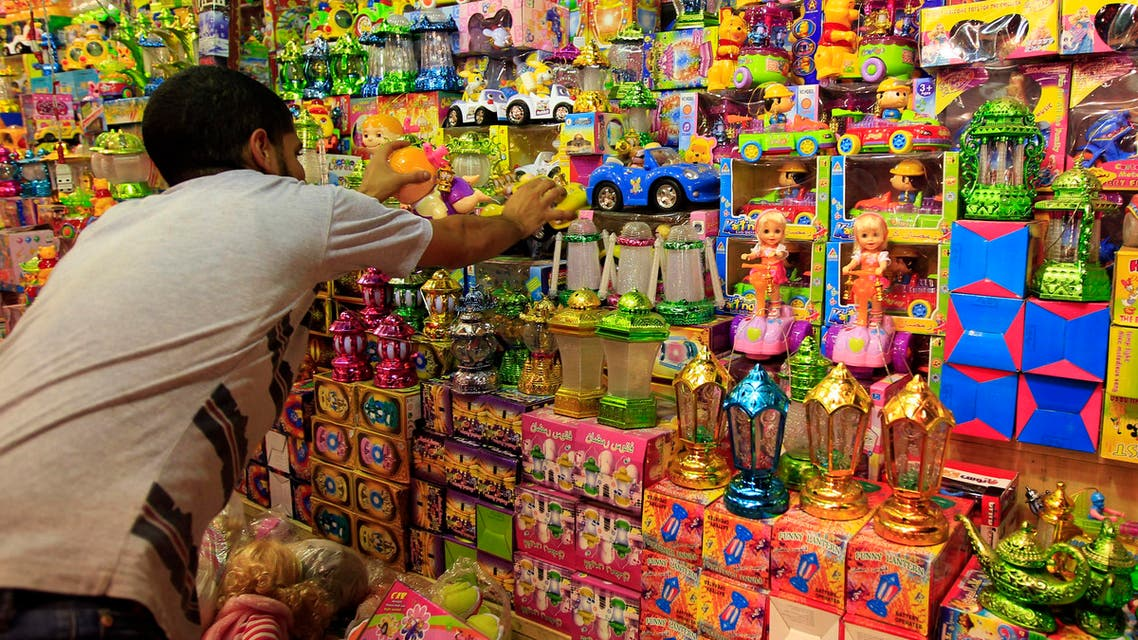 The 'Fanoos': An icon of Ramadan