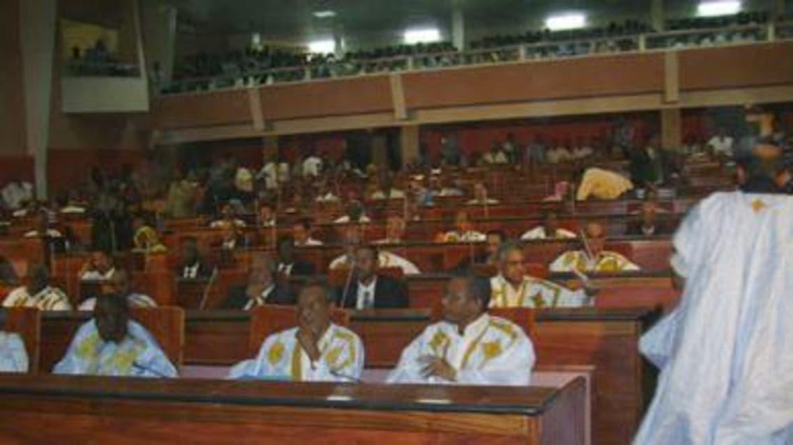 مجلس الشيوخ الموريتاني