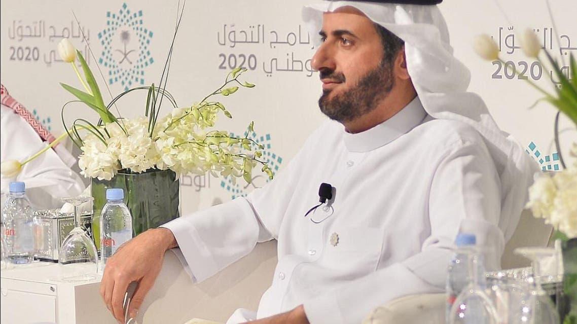 وزير الصحة السعودي الدكتور توفيق بن فوزان الربيعة