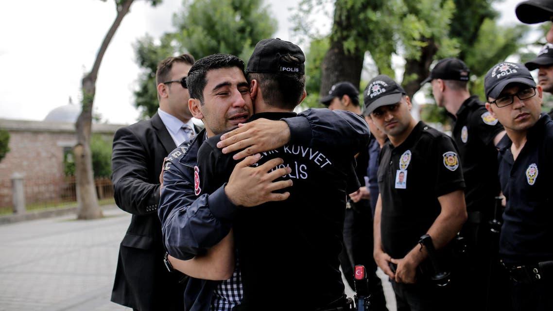 Police officer dies raising Turkish bombing toll to 6