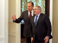 وزير الخارجية الأردني يبحث في موسكو ملفي سوريا وفلسطين