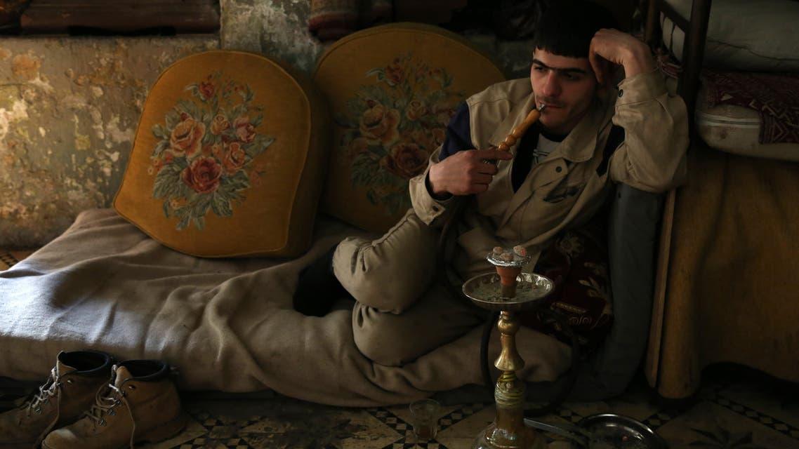 Amid war, UN warns Syrians smoking is a grave health risk