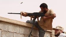 Libya unity forces bombard ISIS in bastion Sirte