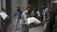 Food aid enters Syria's besieged Daraya