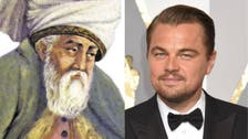 'Rumi wasn't white': Twitter reacts to DiCaprio's new role as Persian poet